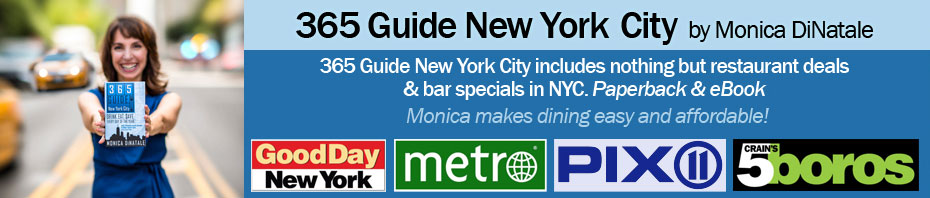 New York City Restaurant & Bar Deals Logo